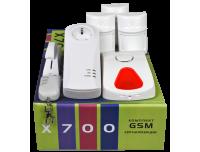 Комплект беспроводной GSM-сигнализации «X-700»